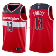 Barn NBA Tröja Washington Wizards 2018 Marcin Gortat 13# Icon Edition..