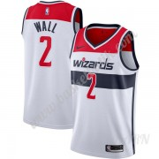 Barn NBA Tröja Washington Wizards 2019-20 John Wall 2# Vit Association Edition Swingman..