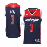 Washington Wizards Basket Tröja Bradley Beal 3# Alternate..