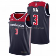 Washington Wizards Basket Tröja 2018 Bradley Beal 3# Statement Edition..