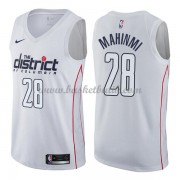 Washington Wizards Basket Tröja 2018 Ian Mahinmi 28# City Edition..
