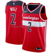 Washington Wizards Basket Tröja 2018 John Wall 2# Icon Edition..
