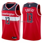 Washington Wizards Basket Tröja 2018 Marcin Gortat 13# Icon Edition..