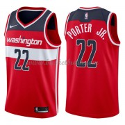 Washington Wizards Basket Tröja 2018 Otto Porter Jr. 22# Icon Edition..