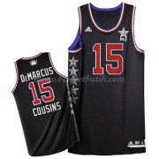 West All Star Game 2015 Demarcus Cousins 15# NBA Basketlinne..