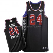 West All Star Game 2015 Kobe Bryant 24# NBA Basketlinne..