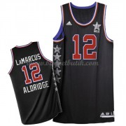 West All Star Game 2015 Lamarcus Aldridge 12# NBA Basketlinne..
