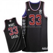 West All Star Game 2015 Marc Gasol 33# NBA Basketlinne..