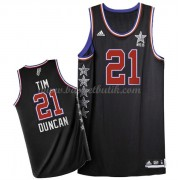 West All Star Game 2015 Tim Duncan 21# NBA Basketlinne..