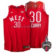 West All Star Game 2016 Stephen Curry 30# NBA Basketlinne..