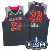West All Star Game 2017 Anthony Davis 23# NBA Basketlinne..