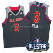 West All Star Game 2017 Chris Paul 3# NBA Basketlinne..
