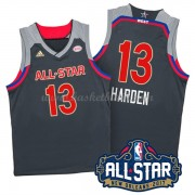 West All Star Game 2017 James Harden 13# NBA Basketlinne..