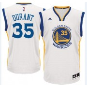 Golden State Warriors Basket Tröja Kevin Durant 35# Home..