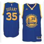 Golden State Warriors Basket Tröja Kevin Durant 35# Road..