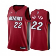 Barn NBA Tröja Miami Heat 2019-20 Jimmy Butler 22# Statement Edition Swingman..
