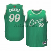 Boston Celtics Basketkläder Jae Crowder 99# NBA Jultröja..