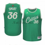 Boston Celtics Basketkläder Marcus Smart 36# NBA Jultröja..