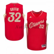 Los Angeles Clippers Basketkläder Blake Griffin 32# NBA Jultröja..