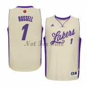 Los Angeles Lakers Basketkläder D'Angelo Russell 1# NBA Jultröja..