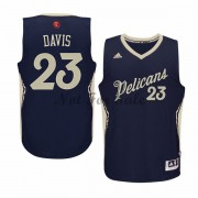 New Orleans Pelicans Basketkläder Anthony Davis 23# NBA Jultröja..