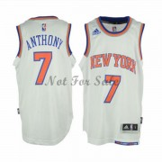 New York Knicks Barn Basket Linne Carmelo Anthony 7# Home..
