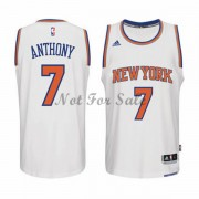 New York Knicks Basket Linne Carmelo Anthony 7# Home..